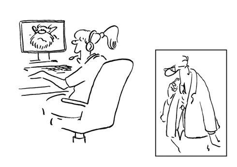 Vyhledání vhodného místa v zařízení sociální ilůžkové zdravotní péče